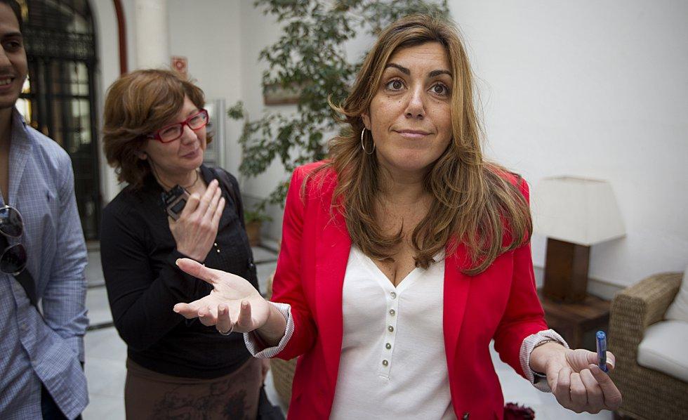 Susana Díaz: ¿Era un prodigio?